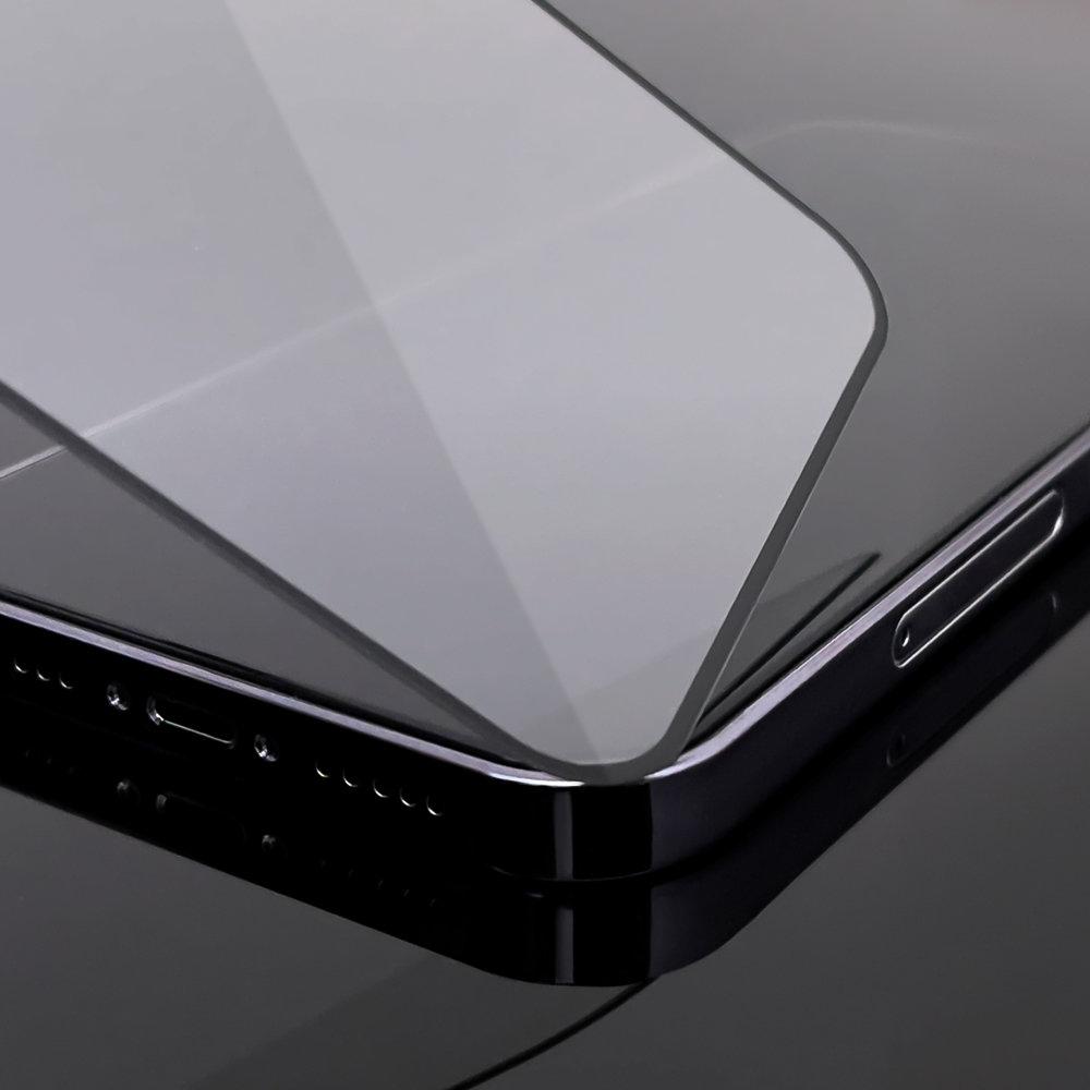 Celoplošné Flexi Nano Hybrid tvrzené sklo 9H pro Xiaomi Redmi Note 9 / Redmi 10X 4G black