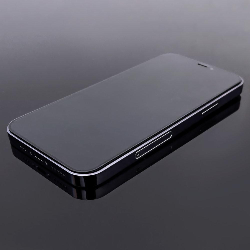 Wozinsky celoplošné temperované tvrzené sklo Samsung Galaxy A70 black