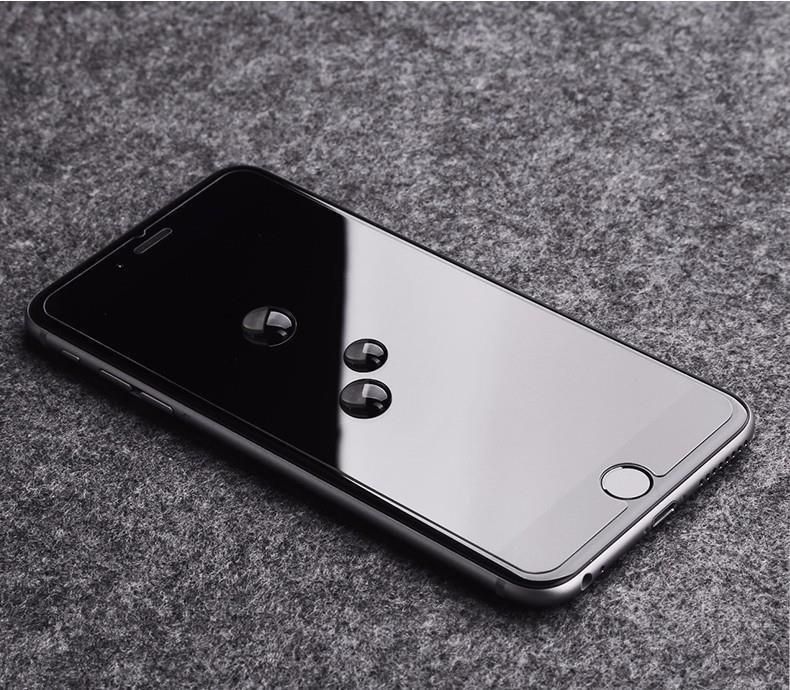 Temperované tvrzené sklo 9H na Samsung Galaxy A51 (baleno v obálce)