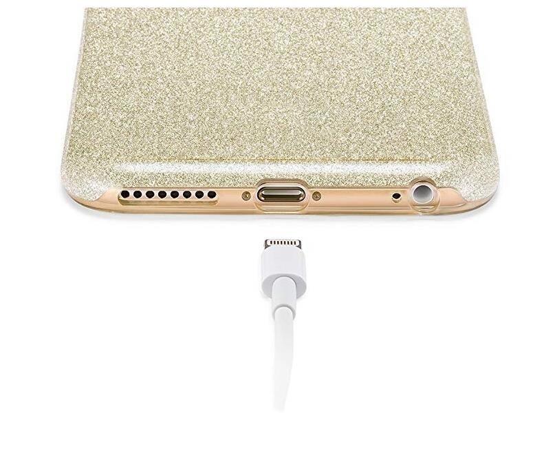 Wozinsky Glitter Shining silikonové pouzdro Samsung Galaxy A40 purple