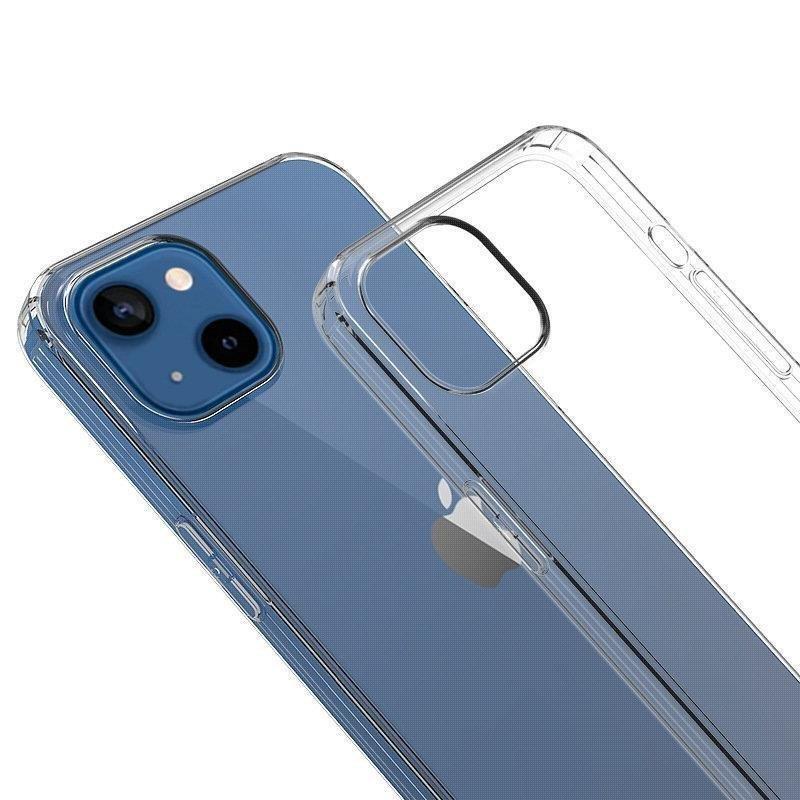 Ultra Clear 0.5mm silikonové pouzdro na Samsung Galaxy A71 transparent