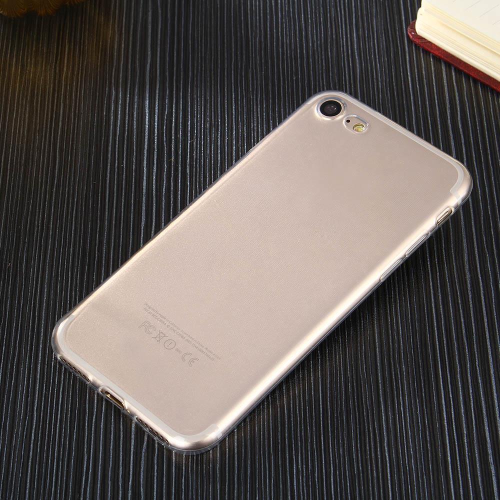 Silikonové pouzdro Kisswill na Xiaomi Redmi Note 7 transparent