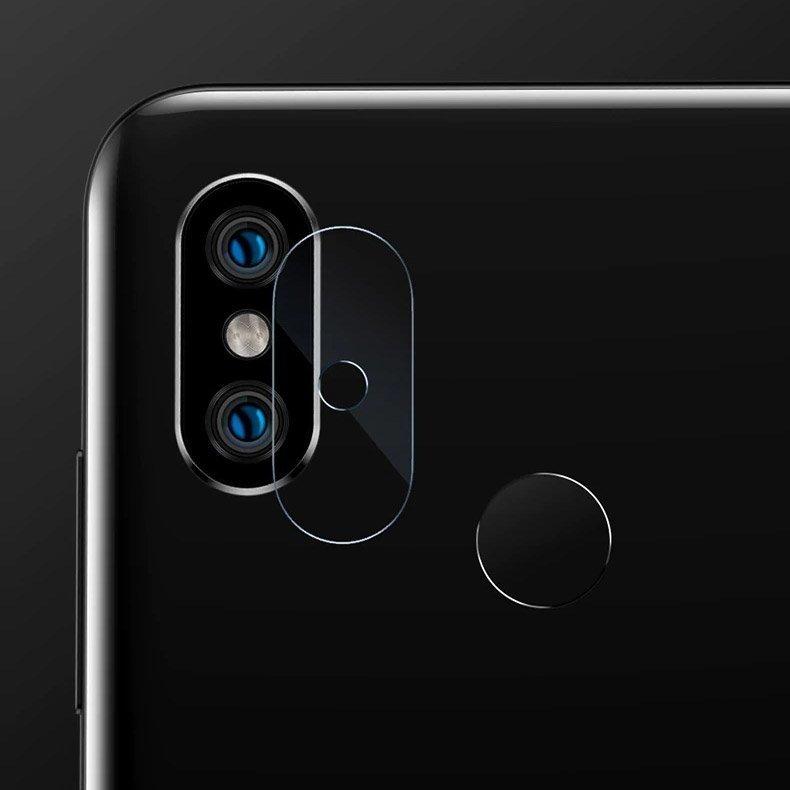 Temperované tvrdené sklo 9H na fotoaparát na Samsung Galaxy A71