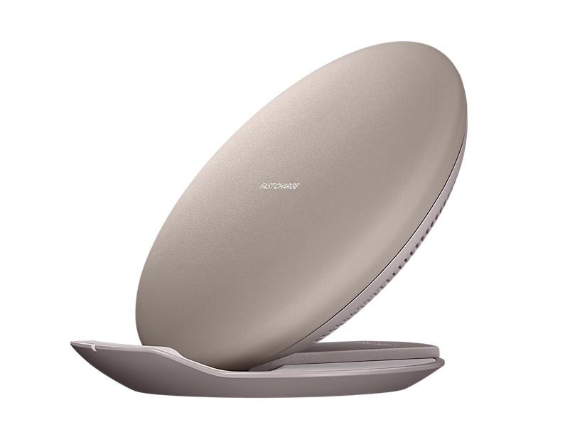 Ładowarka QI Samsung Wireless Fast Charger Stand bezprzewodowa indukcyjna podstawka ładująca