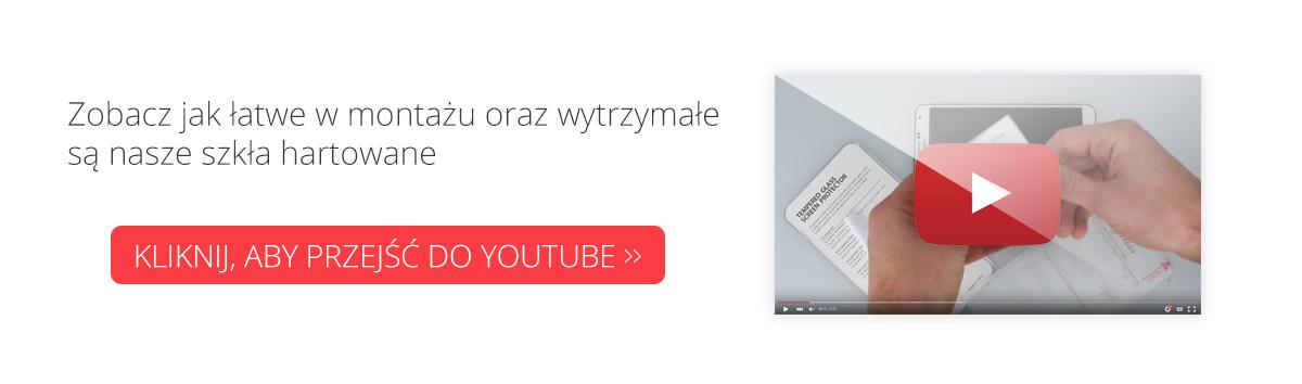 Zobacz test naszego szkła hartowanego na YouTube!