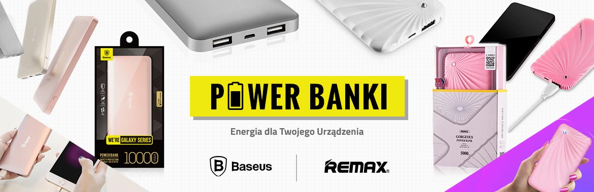 Power banki - Twój bank energii!