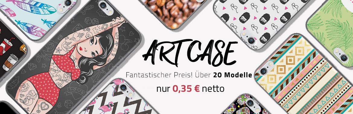 Art case Promotion!