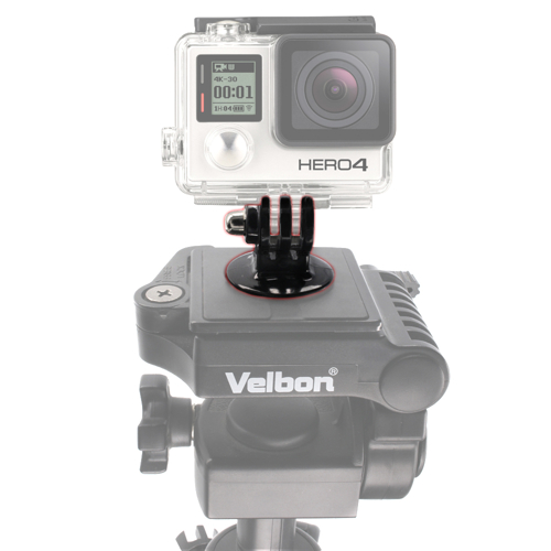 Gopro Montage set black