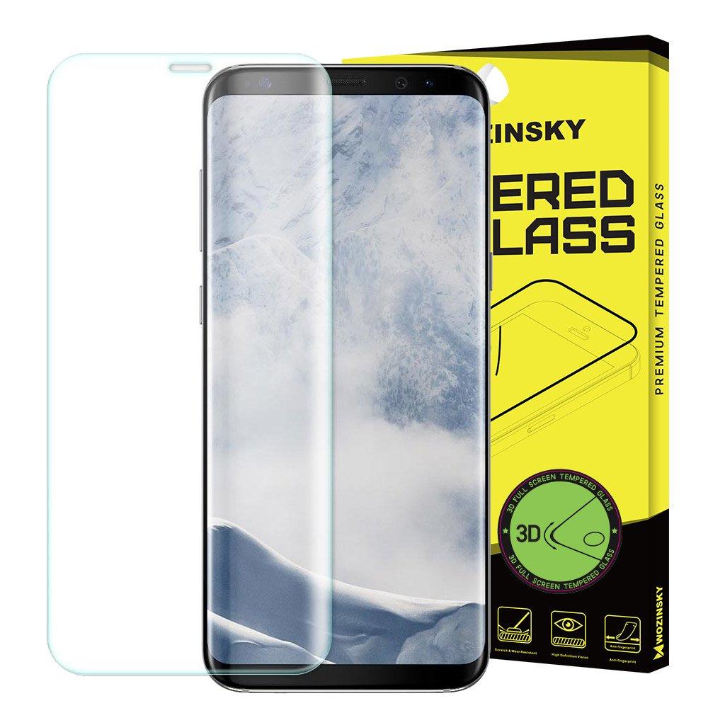 Wozinsky Tempered Glass 3D Panzerglas Vollbild Hartglas mit Rahmen ...