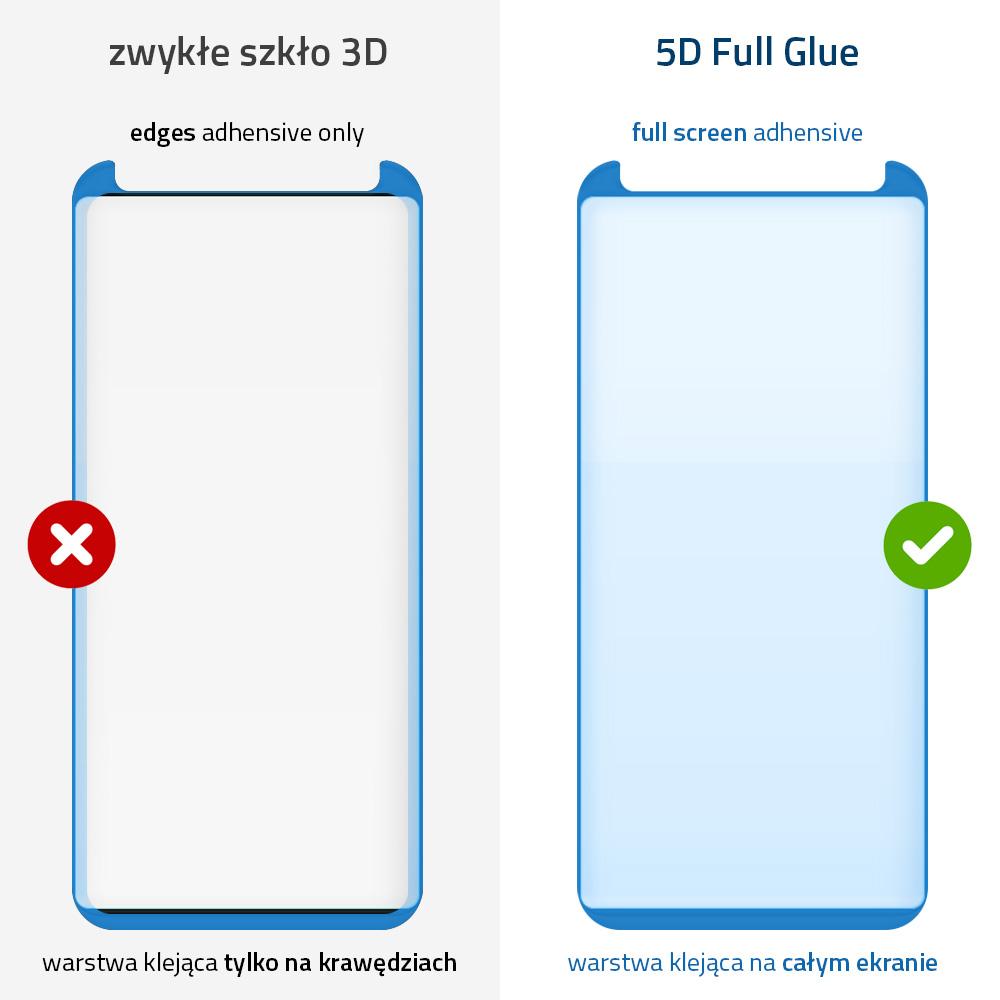 Wozinsky Tempered Glass 5D Full Glue Super Robust Panzerglas ...