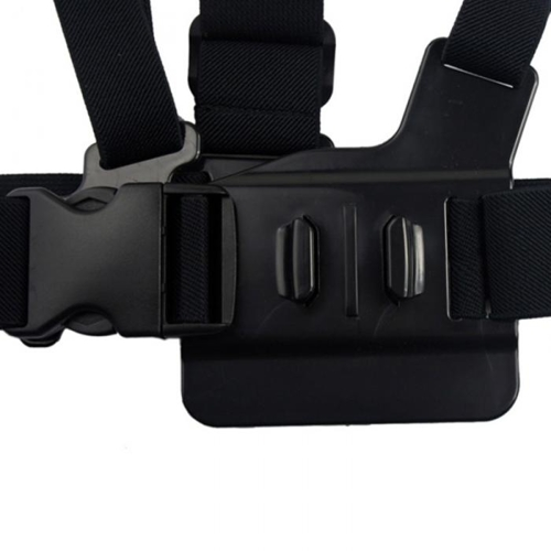 Gopro Adjustable Chest Mount Harness Chesty Strap