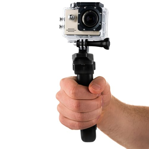 Hand Holder Grip with Tripod Stand for GoPro SJCAM Xiaomi