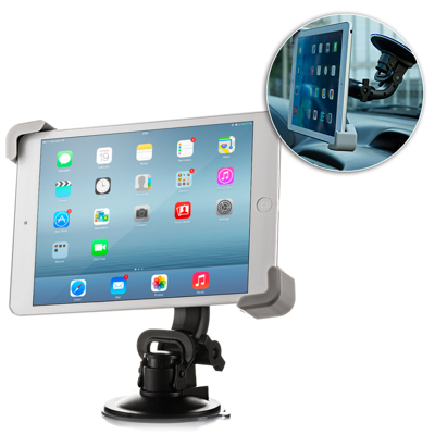 Car Tablet Windshield Suction Holder Mount Universal (7-10 inch)